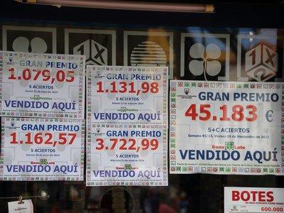 Dónde y cómo comprar lotería online en España