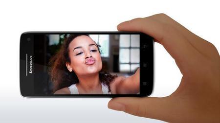 Lenovo Smartphone Vibe X Front 12