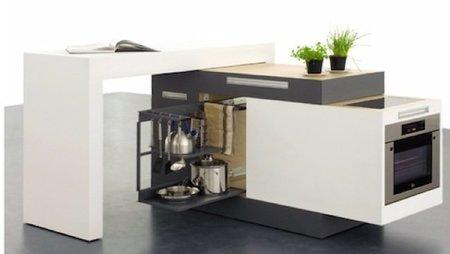Small Type, otra cocina compacta
