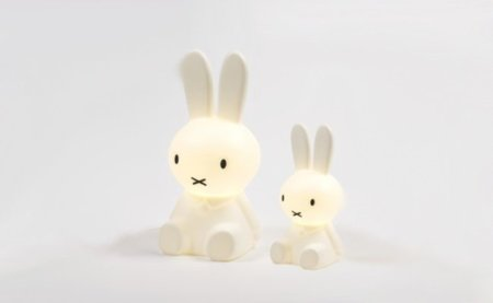 Lámparas Miffy