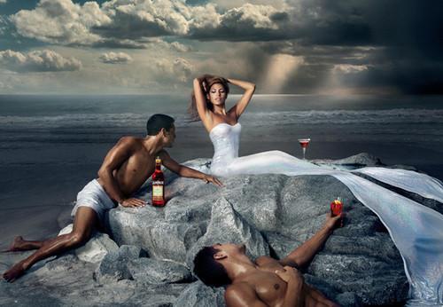Foto de Eva Mendes para el Calendario Campari 2008 (5/13)