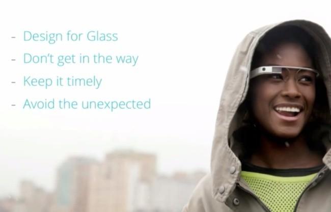 google glass api desarrolladores