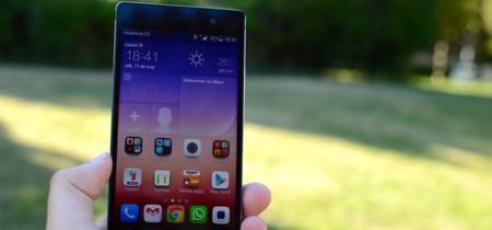 Huawei Ascend P7, análisis