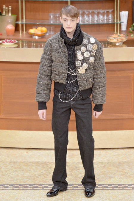 9 Chanel Paris Fall Winter 2015