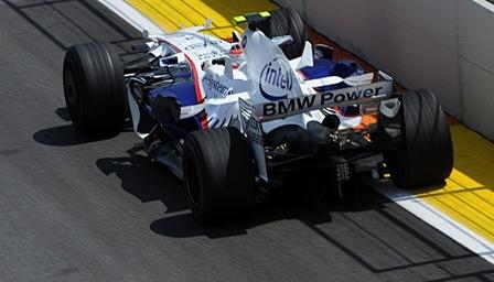Robert Kubica, el más rápido en los últimos libres