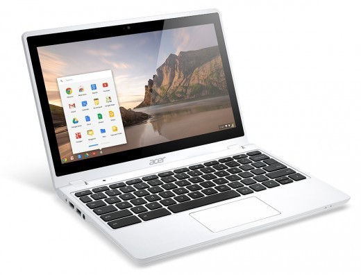 Acer traerá sus Chromebooks a Europa a finales de año