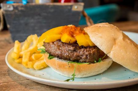 La De Cordero Lechal De Queen Burger Gourmet Hamburguesas Mas Originales De Madrid