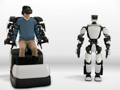 Imitando con precisión y a tiempo real el movimiento humano: así espera Toyota conseguir una flota de robots de asistencia