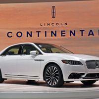 Lincoln Continental 2017, tan grande como el histórico nombre que presume