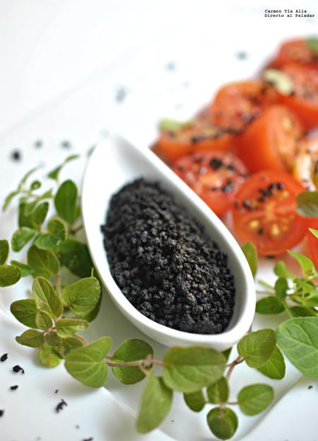 curar aceitunas negras con sal