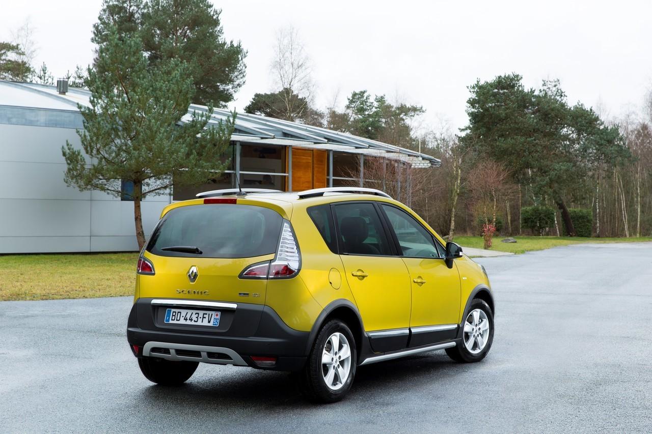 Foto de Renault Scénic XMOD (7/16)