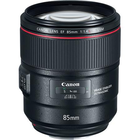 Canon Ef 85mm F1.4 objetivo prime