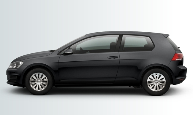 Volkswagen Golf VII Trendline 02