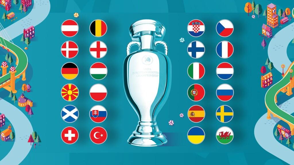 Cómo seguir la Eurocopa 2021 y estar al tanto de resultados, alineaciones, goles y todo lo que ocurra