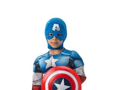 ¡Llega el carnaval!: disfraz de Capitán América desde 25,97 euros en Amazon