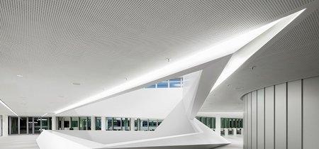 Espacios para trabajar: la sede del banco HypoVereinsbank en Múnich en el edificio HVB Tower
