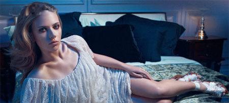 Todas las imágenes de Scarlett Johansson para Mango Primavera-Verano 2010