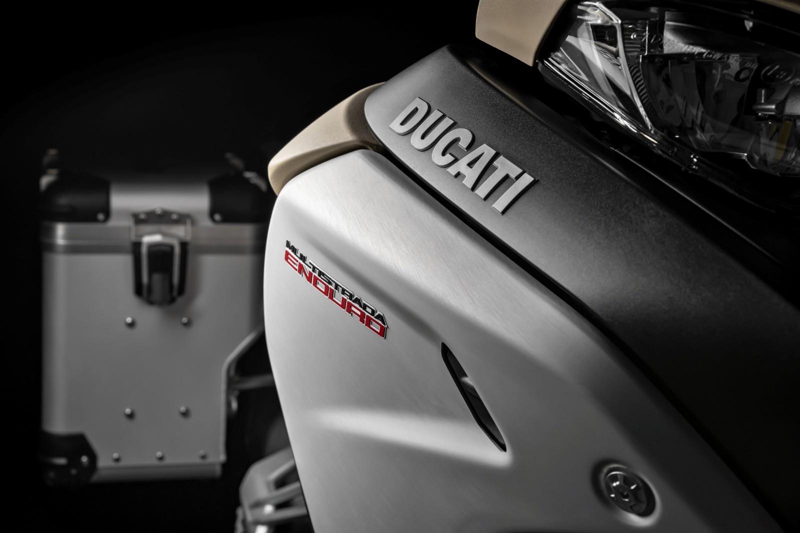 Foto de Ducati Multistrada 1260 Enduro 2019 (45/68)