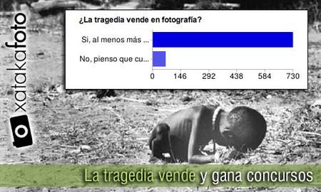 ¿La tragedia vende en fotografía? Para los Xatakafoteros SI