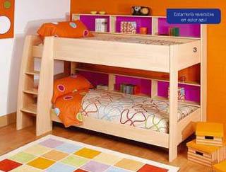 Claves para decorar apartamentos pequeños (VIII): Dormitorios