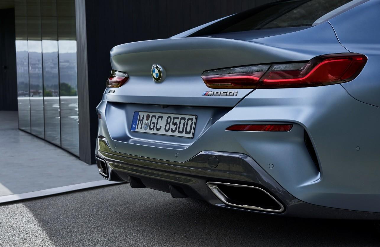 Foto de BMW Serie 8 Gran Coupé (8/9)