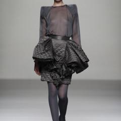 Foto 1 de 10 de la galería juana-martin-en-la-cibeles-madrid-fashion-week-otono-invierno-20112012 en Trendencias