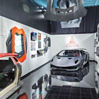 Lamborghini abre nuevo Laboratorio de Estructuras Compuestas Avanzadas