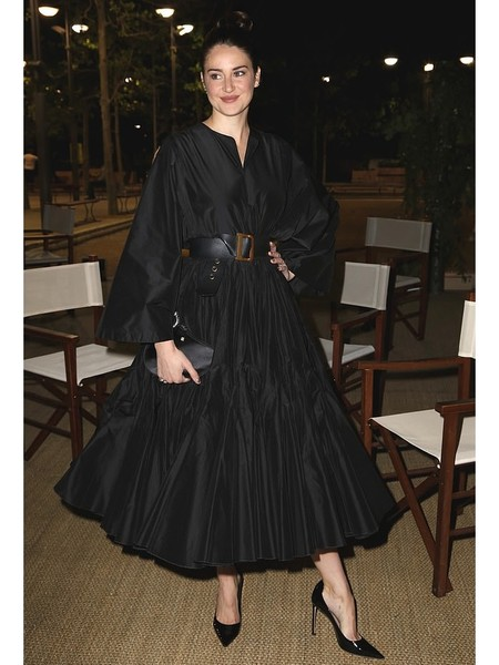 Shailene Woodley cannes dior vogue