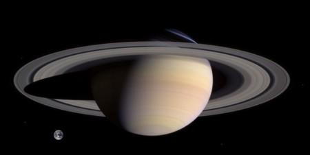 Google, yo quiero un Street View en los anillos de Saturno