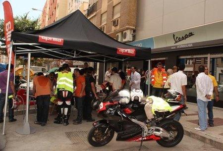 Aprilia Moto Live Tour Malaga 2010 02