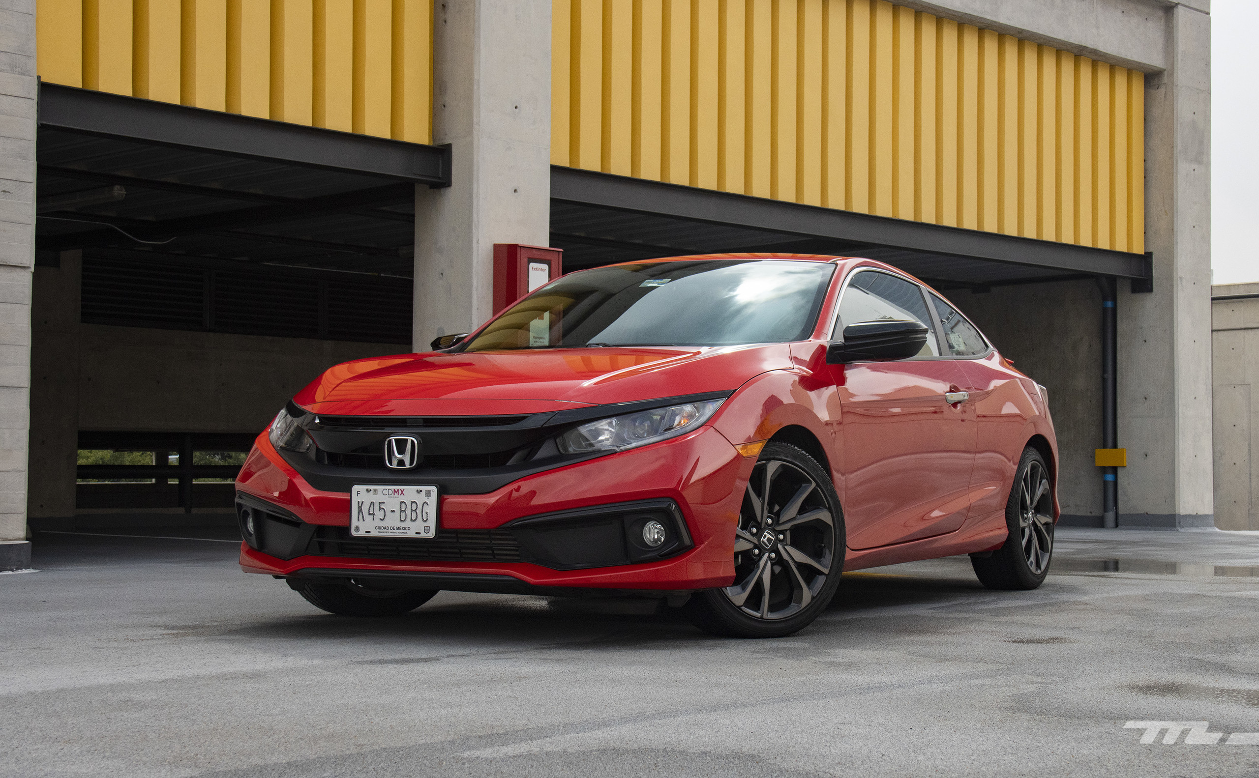 Foto de Honda Civic Coupé 2020 (16/70)