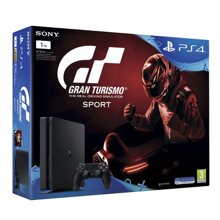 Ps4 E1tb Gtsport 3d Spa
