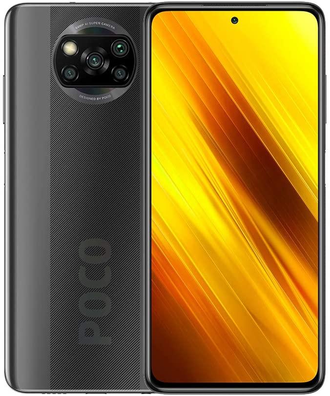 Xiaomi Poco X3 NFC 6GB / 64GB Gris