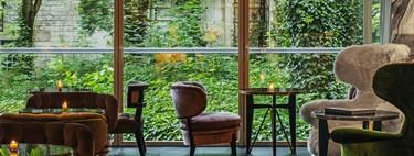 El Hôtel de Berri incluye diseños eclécticos, atrevidos y refinados dedicados al lifestyle de París