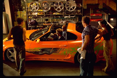 12 coches de película: De Goldfinger a Fast & Furious