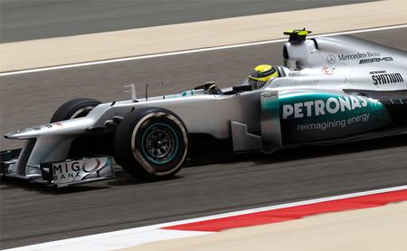 Nico Rosberg obtiene el mejor tiempo y se perfila como favorito a la pole position