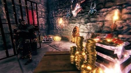 Valheim permitirá apilar monedas y tesoros con su primera actualización de contenidos gratis, Hearth and Home, que llegará pronto