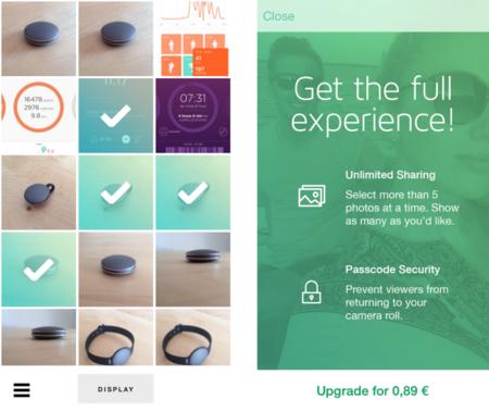 ¿No puedes esperar a ocultar algunas fotografías de tu carrete con iOS 8? Hazlo ya con Overswipe