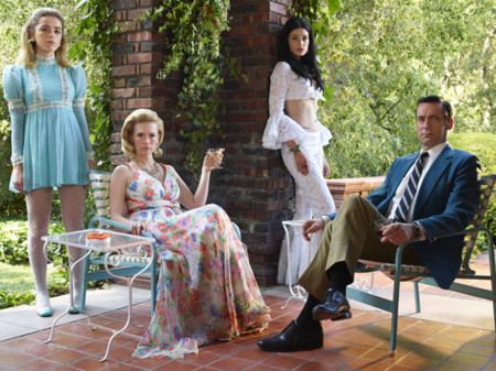 Mad Men Mujeres Don Draper
