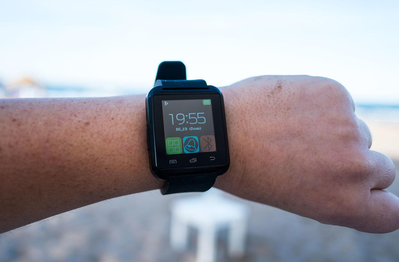 Smartwatch económico