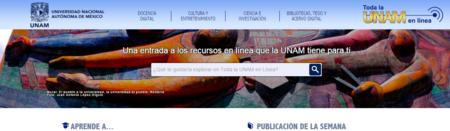 Toda la UNAM en línea, uno de los mayores acervos académicos de México, ya disponible
