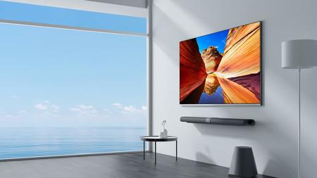 Mi Mural Tv 65 Pulgadas 4k Y Hdr Para La Nueva Televisión
