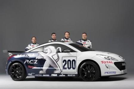 Peugeot luchará en las 24h de Nürburgring con 2 RCZ HDi