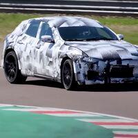 ¡Música para tus oídos! El Ferrari Purosangue es captado en pista y así suena su delicioso V12