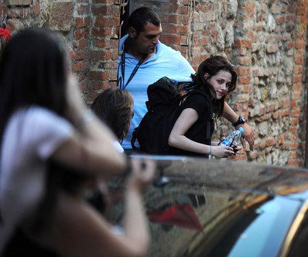Foto de 'Luna Nueva' rodando en Italia (15/23)