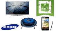 Portátiles, televisores y supermóviles: Samsung se trae su arsenal al Meet the Experts