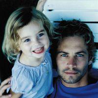 La hija de Paul Walker ha crecido para convertirse en una modelo con los impresionantes ojos azules de su padre