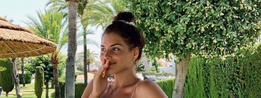 Fuerza, cardio, yoga y ejercicios hipopresivos: el plan de Andrea Duro para entrenar cuerpo y mente cinco días a la semana