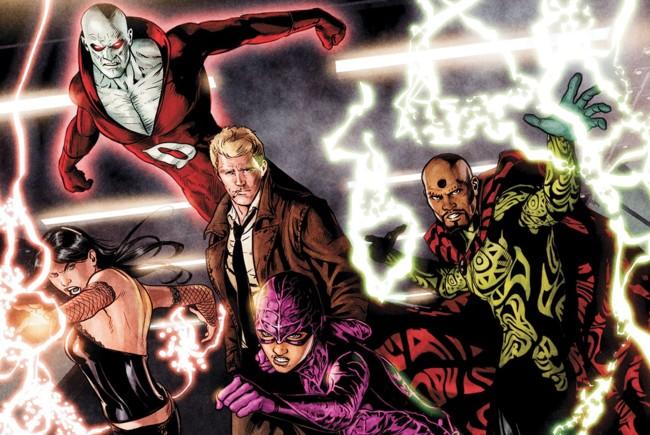 La Liga De La Justicia Oscura