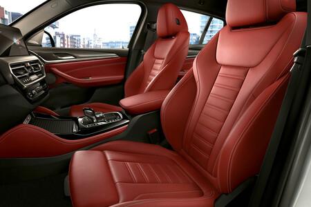 BMW X4 2022 interior